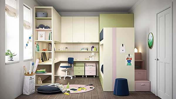 Camera per bambini nidi LILA  Kids