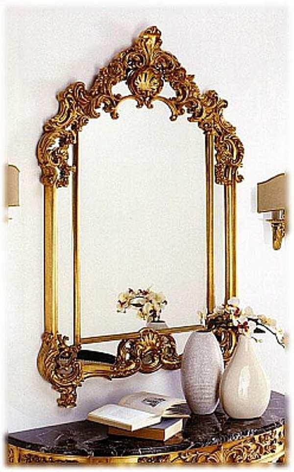 Specchio CAPPELLINI INTAGLI 263/S Catalogo copertina nero