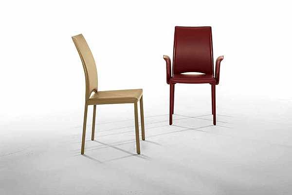 Sedia TONIN CASA MADELEINE - 7276 Tavoli e Sedie