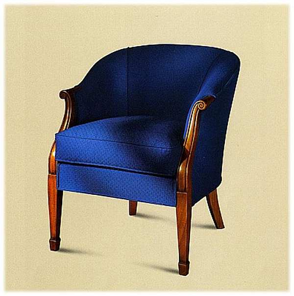 Poltrona SALDA ARREDAMENTI 7799 Chair, armchair, lamp table
