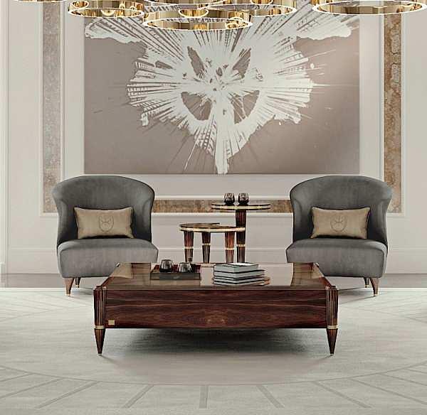Tavolino FRANCESCO PASI 9025 Ellipse