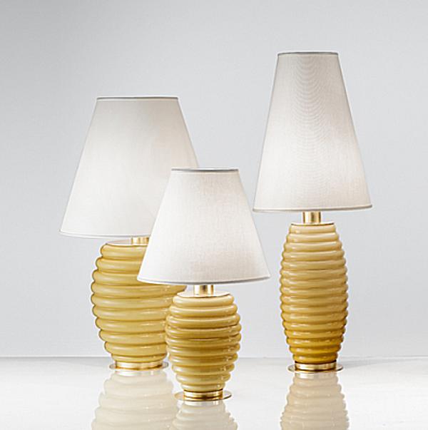 Lampada da tavolo MM LAMPADARI 7088/L1 P