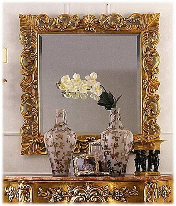 Specchio CAPPELLINI INTAGLI 251/S Catalogo copertina nero