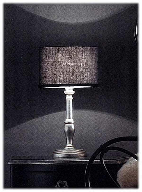 Lampada da tavolo CORTE ZARI Art. 1431-R CORTEZARI MILLENOTTI