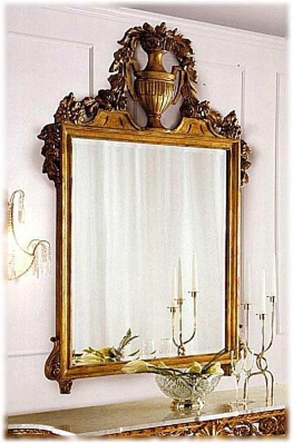 Specchio CAPPELLINI INTAGLI 262/S Catalogo copertina nero