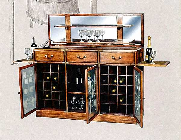 Bar CAMERIN SRL 487 The art of Cabinet Making II
