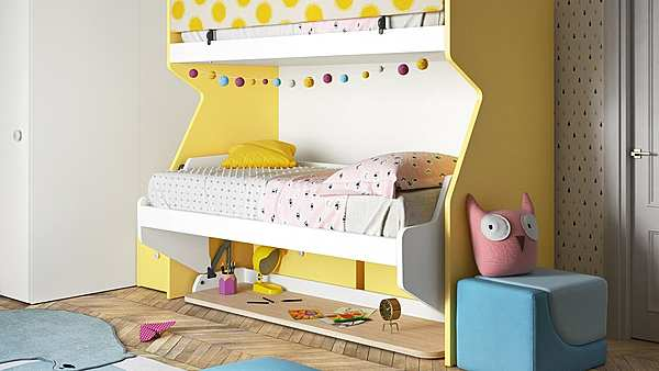 Camera per bambini nidi TIPPY