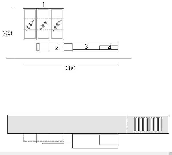 Muro ZALF progetto Z709