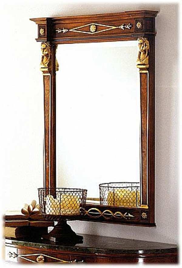 Specchio CAPPELLINI INTAGLI 212/S Catalogo copertina nero