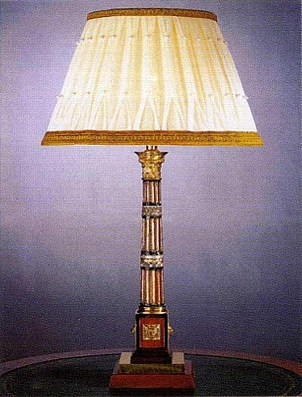 Lampada da tavolo CAMERIN SRL 615 The art of Cabinet Making