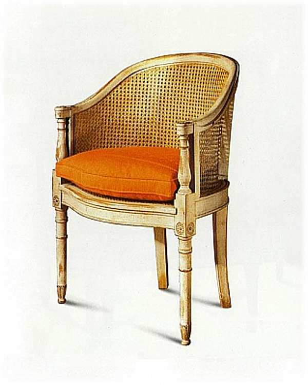 Poltrona SALDA ARREDAMENTI 5542 Chair, armchair, lamp table