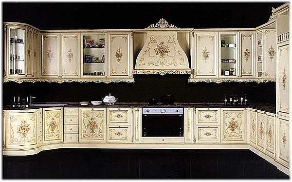Cucina FRATELLI RADICE 268-Cucina Nero catalogo_0