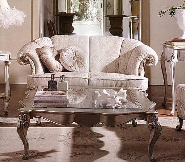 Tavolino VOLPI 1218 Classic Living