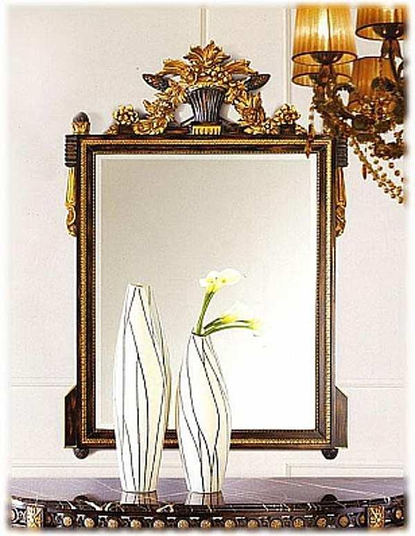 Specchio CAPPELLINI INTAGLI 205B/S Catalogo copertina nero