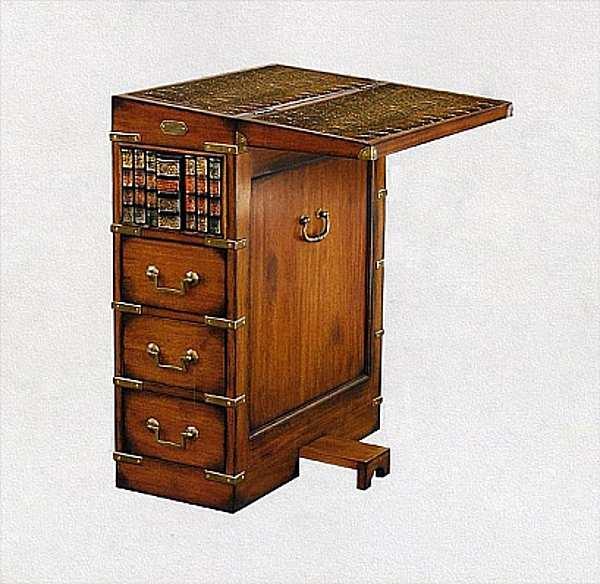 Secrétaire CAMERIN SRL 379 The art of Cabinet Making II
