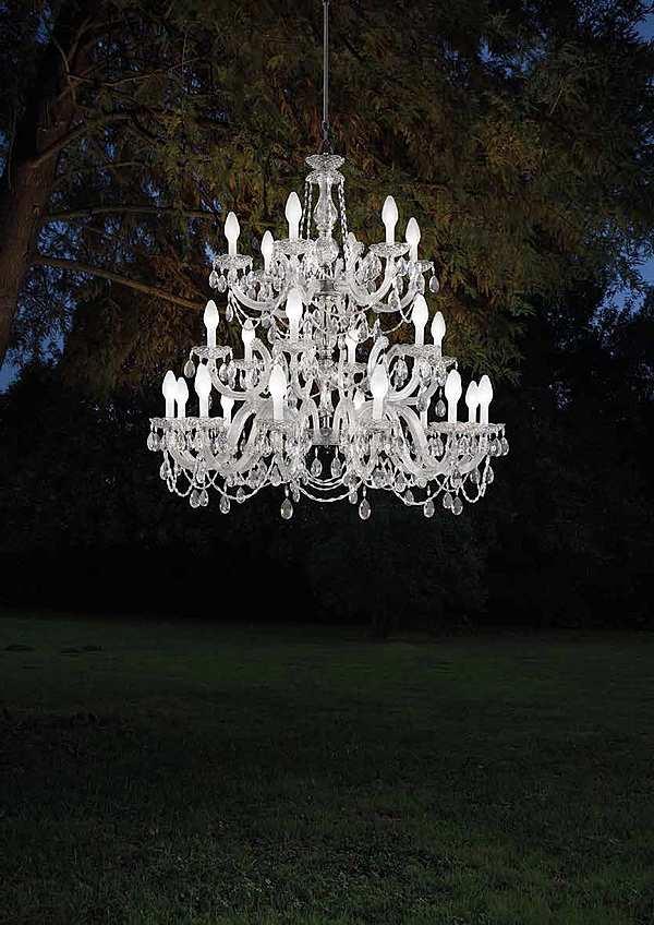 Lampadario MASIERO (EMME PI LIGHT) DRYLIGHT S24