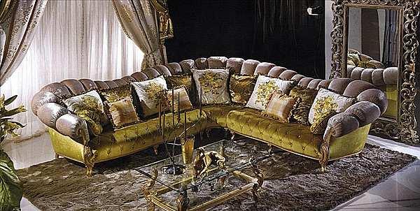 Couch CASPANI TINO A/2580/3