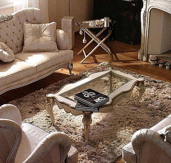 Tavolino VOLPI 1216 Classic Living