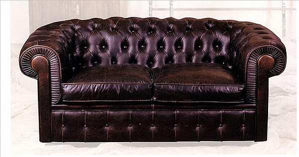 Divano MANTELLASSI Chesterfield Luxury Vintage Collection