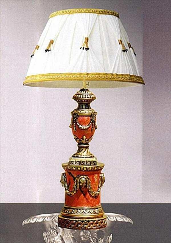 Lampada da tavolo CAMERIN SRL 648 The art of Cabinet Making II