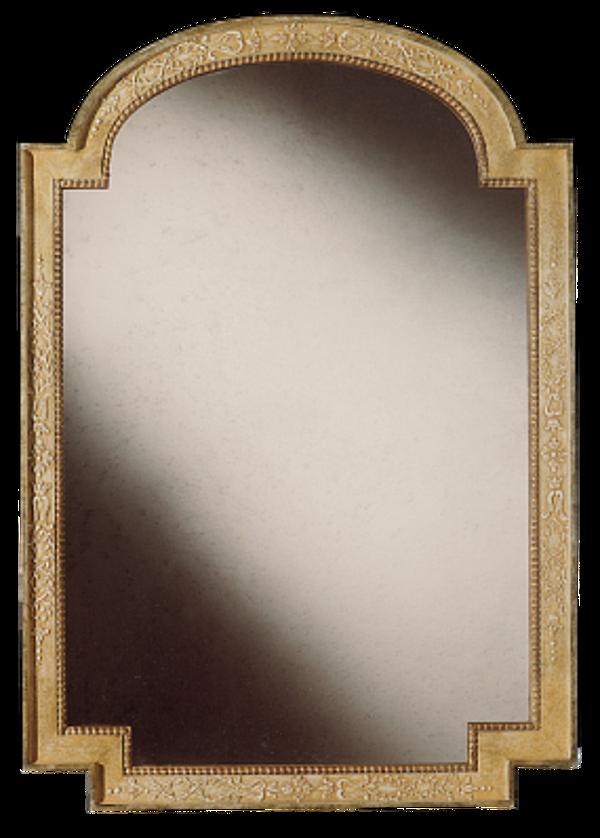 Specchio STILE LEGNO 1077 Momenti Arte
