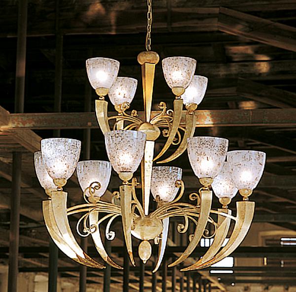 Lampadario MM LAMPADARI 6066/8+4