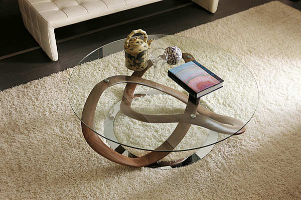 Tavolino PORADA Infinity tavolino tondo