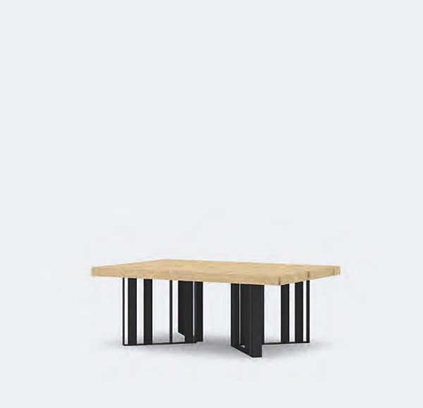 Tavolo tavolino granzotto a HTVL03