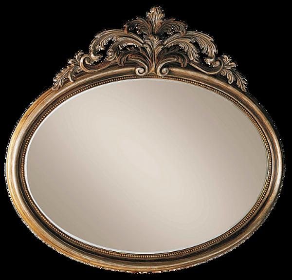 Specchio STILE LEGNO 1018 Momenti Arte