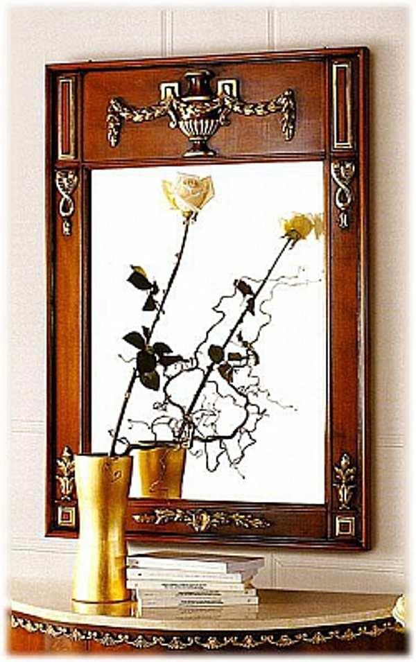 Specchio CAPPELLINI INTAGLI 209/S Catalogo copertina nero