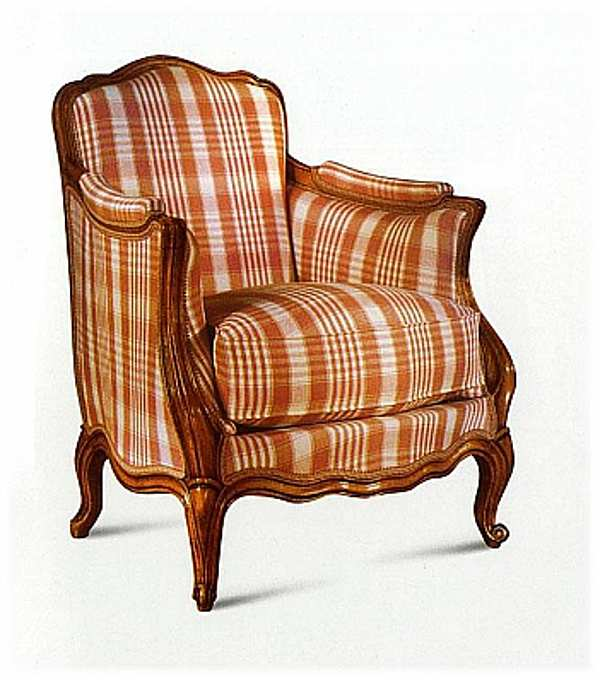Poltrona SALDA ARREDAMENTI 8254 Chair, armchair, lamp table