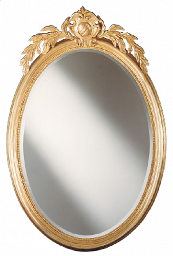 Specchio STILE LEGNO 1089 Momenti Arte