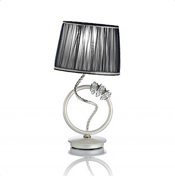 Lampada da tavolo MM LAMPADARI 6900/L1 P
