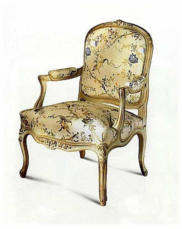 Poltrona SALDA ARREDAMENTI 1174 Chair, armchair, lamp table