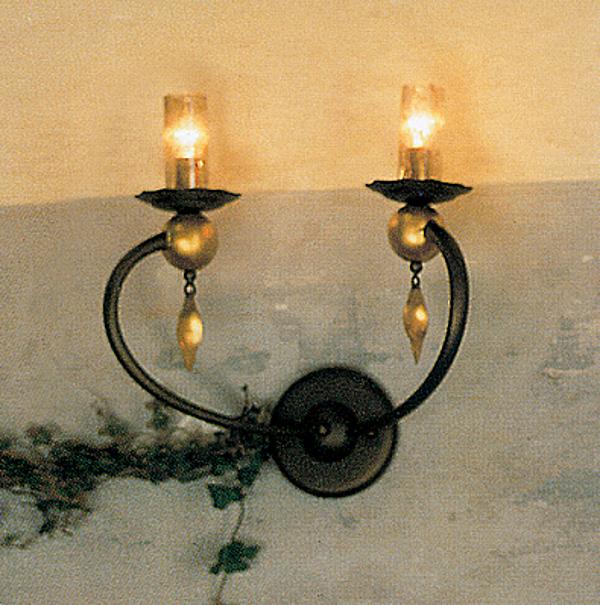Lampade da muro MM LAMPADARI 5831/A2
