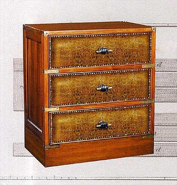 Comodino CAMERIN SRL 449 The art of Cabinet Making II