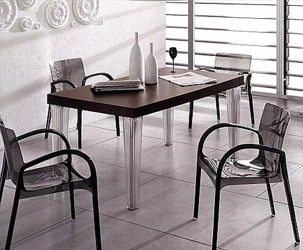 Table EUROSEDIA DESIGN 684+728