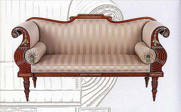 Divano CAMERIN SRL 154 The art of Cabinet Making