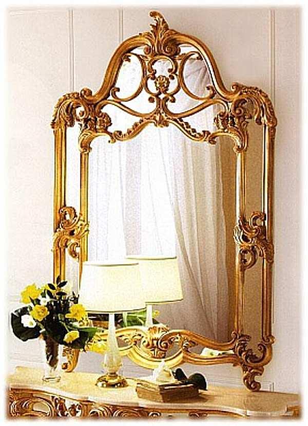 Specchio CAPPELLINI INTAGLI 230/S Catalogo copertina nero