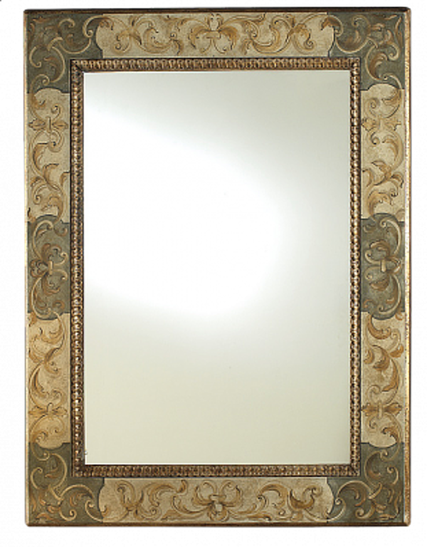 Specchio STILE LEGNO 1031 Momenti Arte