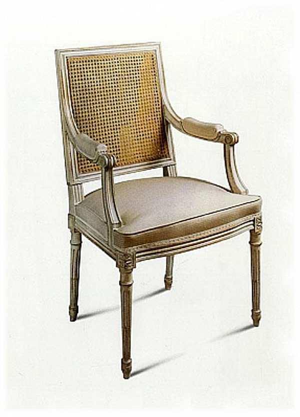 Sedia SALDA ARREDAMENTI 7498 PT Chair, armchair, lamp table