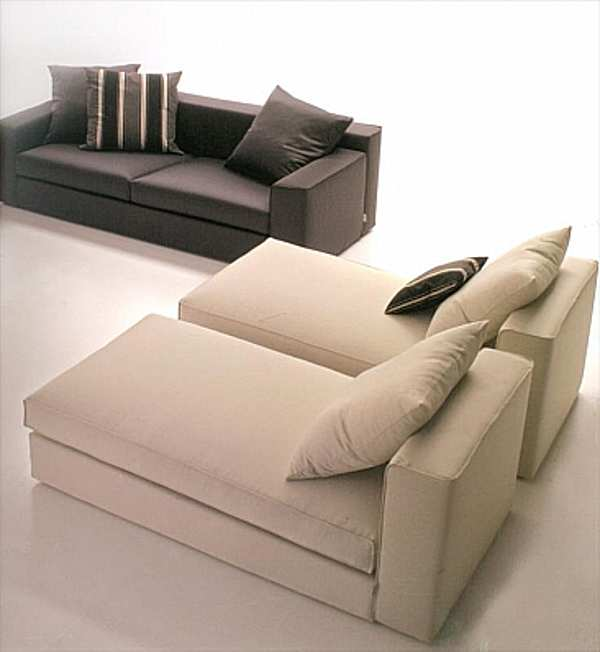 Couch ASNAGHI SNC Hudson Made in Italy