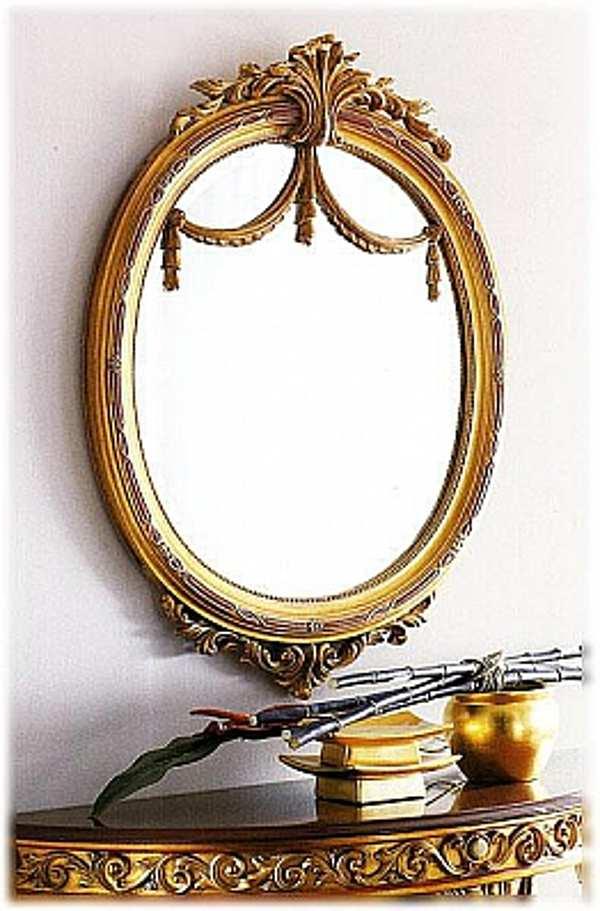 Specchio CAPPELLINI INTAGLI 220/S Catalogo copertina nero