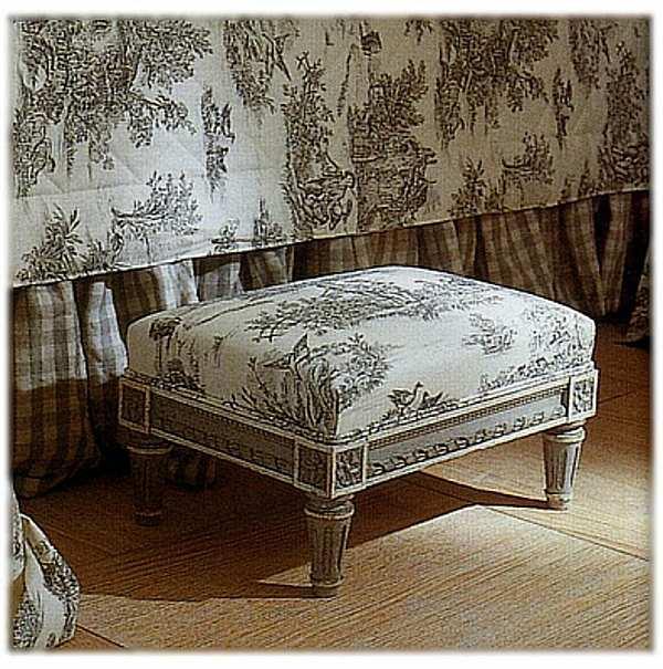 Pouf SALDA ARREDAMENTI 8472 Chair, armchair, lamp table