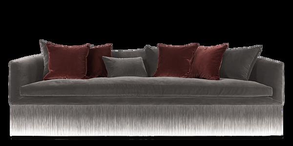 Divano MOOOI Amami Sofa, Dark Grey