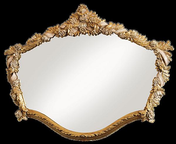 Specchio STILE LEGNO 1045 Momenti Arte