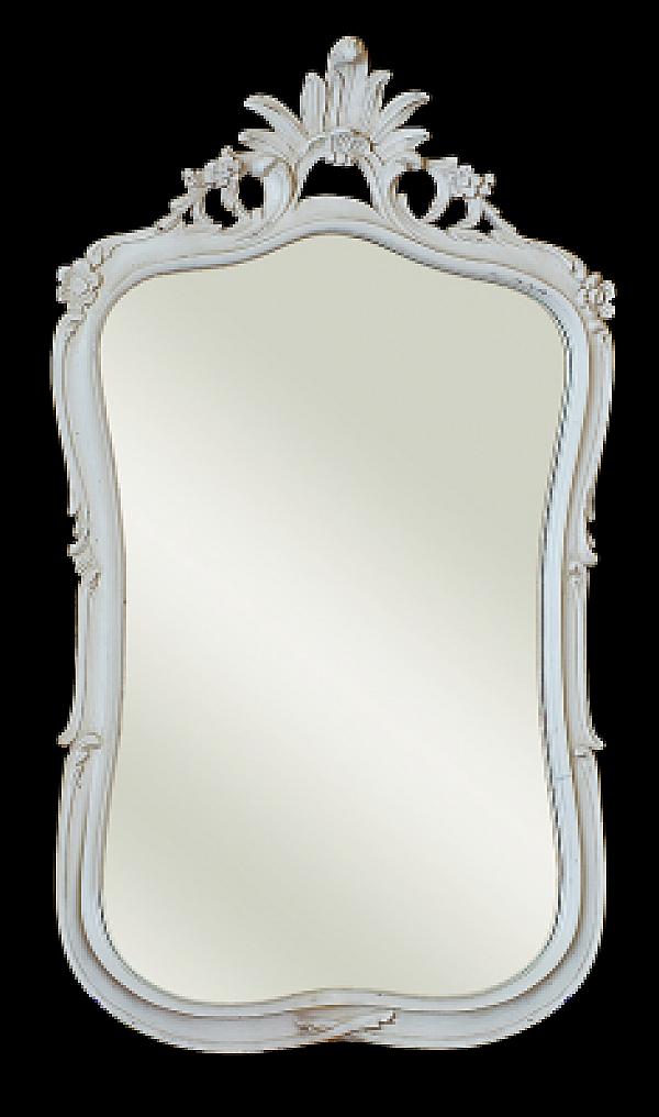 Specchio STILE LEGNO 1047 Momenti Arte