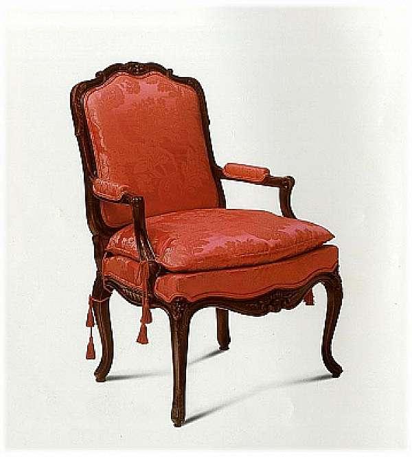 Poltrona SALDA ARREDAMENTI 7570 Chair, armchair, lamp table
