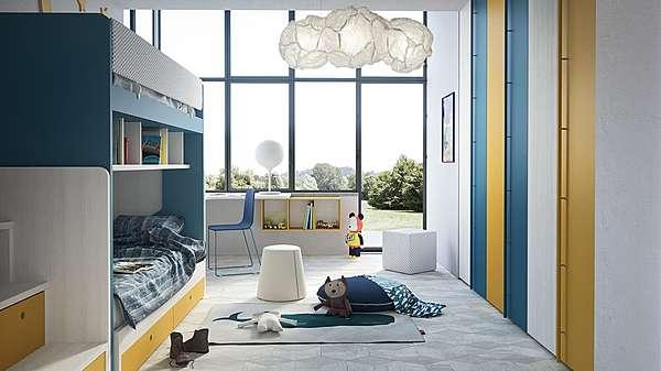 Camera per bambini nidi SLOT Kids