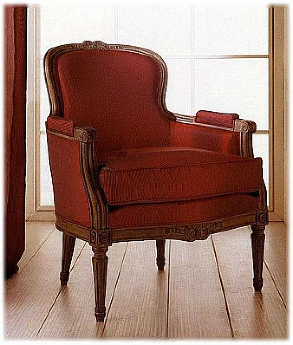 Poltrona SALDA ARREDAMENTI 8440 Chair, armchair, lamp table